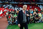Arsenal's Arsene Wenger looks on during the Europa League Semi Final 1st Leg, match at the Emirates Stadium, London. Picture date: 26th April 2018. Picture credit should read: David Klein/Sportimage