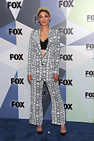 NEW YORK, NY - MAY 14: Jessica Szohr at the 2018 Fox Network Upfront at Wollman Rink, Central Park on May 14, 2018 in New York City.  <br /> CAP/MPI/PAL<br /> &copy;PAL/MPI/Capital Pictures