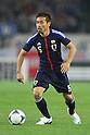 Yuto Nagatomo (JPN), .MAY 23, 2012 - Football /Soccer : .Kirin Challenge Cup 2012 .between Japan 2-0 Azerbaijan .at Shizuoka Stadium Ecopa, Shizuoka, Japan. .(Photo by YUTAKA/AFLO SPORT) [1040]