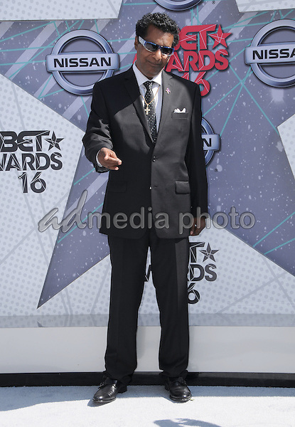 26 June 2016 - Los Angeles. Alfred Jackson. Arrivals for the 2016 BET Awards held at the Microsoft Theater. Photo Credit: Birdie Thompson/AdMedia