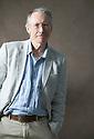 Ian McEwan author   and writer  at The Edinburgh International Book Festival   . Credit Geraint Lewis