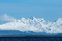 Aghileen Pinnacles in Cold Bay, Alaska, Thursday, November 3, 2016. The Izembek National Wildlife Refuge lies on the northwest coastal side of central Aleutians East Borough along the Bering Sea. <br />