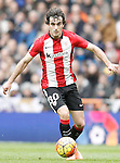 Athletic de Bilbao's Inigo Lekue during La Liga match. February 13,2016. (ALTERPHOTOS/Acero)