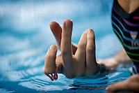 Russia Synchronized Swimming Olympic Team 2012..The nose clip is the most important tool of the Synchro Swimmers...Russian synchronized Swimming Olympic Team: indisputably the strongest in the World..The team is composed by: ISCHENKO Natalia;DAVYDOVA Anastasia;KHASYANOVA Elvira;GROMOVA Maria;ROMASHINA Svetlana;KOROBOVA Daria;PATSKEVICH Alexandra;SHISHKINA Alla;TIMANINA Angelica;KOLESNICHENKO Svetlana;ZUEVA Alexandra;OLHOVA Anisya..Only nine of these twelve can compete at the Olympics, due to number restriction imposed by I.O.C...Russian Team palmares: ..Olympic Games: (synchro at the Olympics since 1984)..Team : Gold: 2000, 2004, 2008 ..World Championships..Team: Gold 1999,2001,2003,2005,2007,2009,2011..European Championships: ..Team:Gold; 1991,1993,1995,1997,1997,1999,2000,2002,2004,2006,2010..World Cup: ..Team: Gold 2002, 2006,..Photo G.Scala/Deepbluemedia.eu..