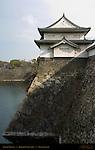 Osaka Castle Sengan Yagura Northwest turret Kobori Enshu 1620 Sumi Yagura corner turret Otemon main gate Osaka Japan