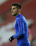 Italy's Lorenzo Pellegrini in action during the Under 21 International Friendly match at the St Mary's Stadium, Southampton. Picture date November 10th, 2016 Pic David Klein/Sportimage