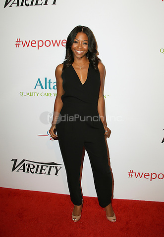 BEVERLY HILLS, CA - MAY 12: Bresha Webb attends the AltaMed Power Up, We Are The Future Gala at the Beverly Wilshire Four Seasons Hotel on May 12, 2016 in Beverly Hills, California. Credit: Parisa/MediaPunch.