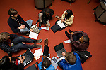 Equity Affinity group at the United Nations Climate Talks in Bonn Germany (©Robert vanWaarden)