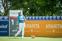 Keith Horne (RSA) during the 3rd round of the AfrAsia Bank Mauritius Open, Four Seasons Golf Club Mauritius at Anahita, Beau Champ, Mauritius. 01/12/2018<br /> Picture: Golffile | Mark Sampson<br /> <br /> <br /> All photo usage must carry mandatory copyright credit (© Golffile | Mark Sampson)