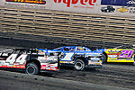 Oct 1, 2010; 12:34:18 AM; Knoxville, IA., USA; The 7th Annual running of the Lucas Oil Late Model Knoxville Nationals at the Knoxville Raceway.  Mandatory Credit: (thesportswire.net)