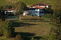 Europe/Espagne/Pays Basque/Guipuscoa/Goierri/Zerain: Aiztea/ Paysages de la Montagne du fer  prés de la Mine d' Aizpea