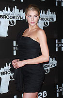NEW YORK, NY February 07, 2018:Charlotte McKinney attend the New York premere of First We Take Brooklyn hosted by 28 Flims and Danny A. Abeckaser at Regal Battery Park in New York. February 07, 2018. <br /> CAP/MPI/RW<br /> &copy;RW/MPI/Capital Pictures