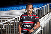 New Counties Manukau Steelers Assistant Coach/Player Tana Umaga at Growers Stadium Pukekohe , June 22nd 2010.