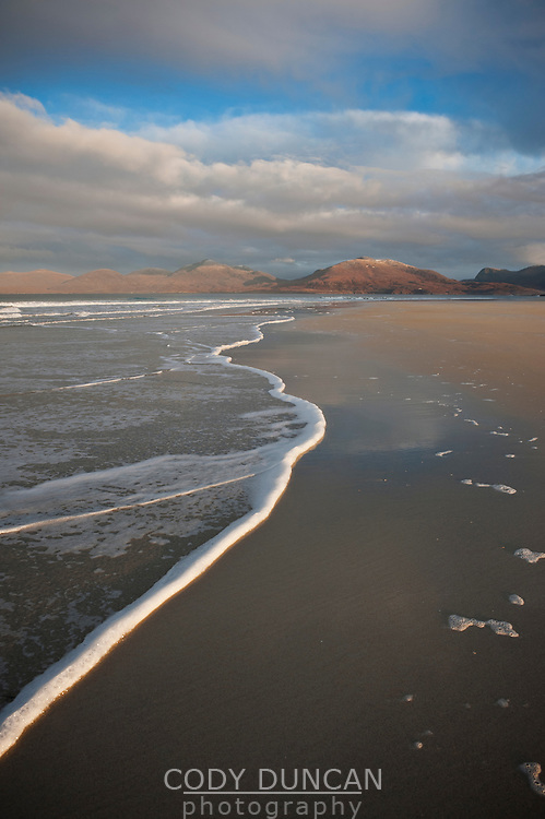 Luskentyre beach; Isle of Harris; Outer Hebrides; Scotland