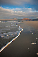 Luskentyre beach; Isle of Harris; Outer Hebrides; Scotland