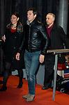Guillaume Canet &eacute;tait pr&eacute;sent au Festival du film d'Arras pour la pr&eacute;sentation du film &quot;La prochaine fois je viserai le coeur&quot; avec Ana Girardot.<br /> Arras, le 08 novembre 2014, France