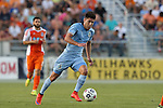 06 June 2015: Minnesota's Kevin Venegas. The Carolina RailHawks hosted Minnesota United FC at WakeMed Stadium in Cary, North Carolina in a North American Soccer League 2015 Spring Season match. The game ended in a 1-1 tie.