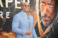 NEW YORK, NY - JULY 10: Dwayne Johnson at the New York Premiere of Skyscraper at AMC Loews Lincoln Square in New York City on July 10, 2018. Credit: John Palmer/MediaPunch<br /> CAP/MPI99<br /> &copy;MPI99/Capital Pictures