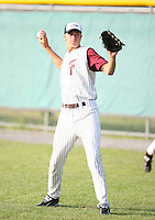 July 28th 2007:  Kyle Gibson during the Cape Cod League All-Star Game at Spillane Field in Wareham, MA.  Photo by Mike Janes/Four Seam Images
