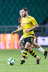 Borussia Dortmund Midfielder Gonzalo Castro in action during the International Champions Cup 2017 match between AC Milan vs Borussia Dortmund at University Town Sports Centre Stadium on July 18, 2017 in Guangzhou, China. Photo by Marcio Rodrigo Machado / Power Sport Images