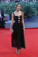 Valeria Bilello attends the red carpet for the premiere of the movie 'Remember' during the 72nd Venice Film Festival at the Palazzo Del Cinema in Venice, Italy, September 10, 2015.<br /> UPDATE IMAGES PRESS/Stephen Richie