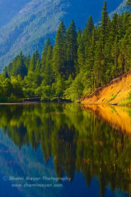 Indian Creek, Taylorsville, California