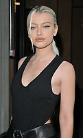 Alice Chater at the Nobu Hotel Shoreditch official launch party, Nobu Hotel Shoreditch, Willow Street, London, England, UK, on Tuesday 15 May 2018.<br /> CAP/CAN<br /> &copy;CAN/Capital Pictures