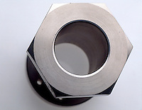 STAINLESS STEEL IS CORROSION RESISTANT<br /> Machined Part Made of Ferrous Alloy of Iron<br /> Containing at least 10.5% chromium, stainless steel is resistant to corrosion. The chromium in the stainless steel has a great affinity for oxygen, and will form a film of chromium oxide on the surface of the steel at a molecular level.
