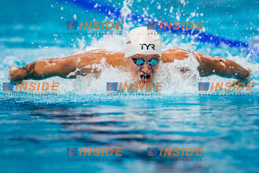 CLARY Tyler USA<br /> 200 Butterfly Men Heats<br /> Swimming - Kazan Arena<br /> Day12 04/08/2015<br /> XVI FINA World Championships Aquatics Swimming<br /> Kazan Tatarstan RUS July 24 - Aug. 9 2015 <br /> Photo A.Masini/Deepbluemedia/Insidefoto