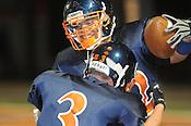 Football: Springdale Lakeside versus Rogers Heritage
