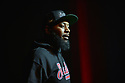 MIAMI, FL - DECEMBER 15: Comedian Karlous Miller performson stage during the 85 South improvs roasting and freestyles comedy show at James L. Knight Center on December 15, 2019 in Miami, Florida.  ( Photo by Johnny Louis / jlnphotography.com )