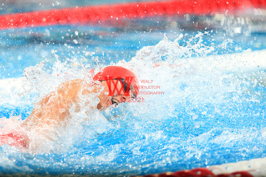 The Ohio State University men's swimming and diving team compete at the 2017 men's Big Ten Championships at the Ohio State University. February 25, 2017.<br /> (Photo by Walt Middleton Photography 2017)