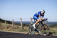 Enric Mas (ESP/Deceuninck Quick Step)<br /> <br /> Stage 13: ITT - Pau to Pau (27.2km)<br /> 106th Tour de France 2019 (2.UWT)<br /> <br /> ©kramon