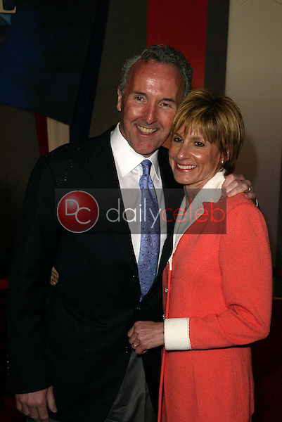 Frank McCourt and wife