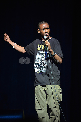 MIAMI - MAY 27: Actor/Comedian Tommy Davidson performs during 5th Annual Memorial Weekend Comedy Festival at the James L. Knight Center on May 27, 2010 in Miami, Florida. (photo by: MPI10/MediaPunch Inc.)