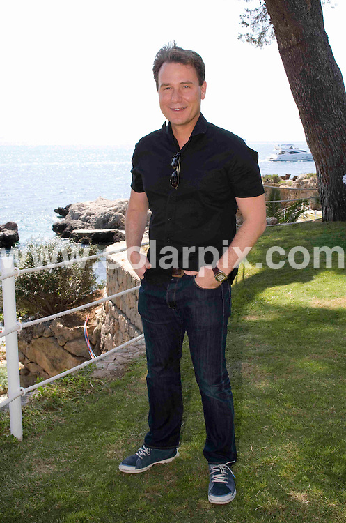 **ALL ROUND PICTURES FROM SOLARPIX.COM**.**WORLDWIDE SYNDICATION RIGHTS**.British TV celebrities at the Pirates Charity Premier for GOSH, held in Magaluf, Mallorca, Spain. 2 May 2009..This pic: Richard Arnold..JOB REF: 8936 WUN       DATE: 02_05_2009.**MUST CREDIT SOLARPIX.COM OR DOUBLE FEE WILL BE CHARGED**.**ONLINE USAGE FEE  GBP 50.00 PER PICTURE - NOTIFICATION OF USAGE TO PHOTO @ SOLARPIX.COM**.**CALL SOLARPIX : +34 952 811 768 or LOW RATE FROM UK 0844 617 7637**
