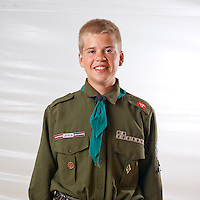 Scout from Latvija
