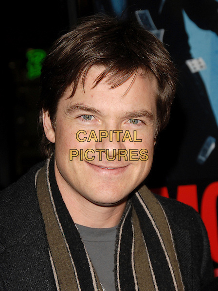 JASON BATEMAN .The Universal Pictures' World Premiere of Smokin' Aces held at The Grauman's Chinese Theatre in Hollywood, California on.January 18th, 2007.headshot portrait .CAP/DVS.©Debbie VanStory/Capital Pictures