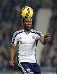 Brown Ideye ofWest Bromwich Albion - Premier League Football - West Bromwich Albion vs Swansea City - The Hawthorns West Bromwich - Season 2014/15 - 11th February 2015 - Photo Malcolm Couzens/Sportimage