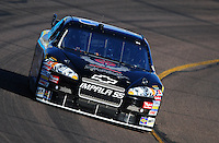 Apr 11, 2008; Avondale, AZ, USA; NASCAR Sprint Cup Series driver Regan Smith during practice for the Subway Fresh Fit 500 at Phoenix International Raceway. Mandatory Credit: Mark J. Rebilas-