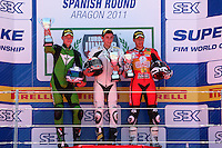 2011 European Junior Cup - Motorland Aragon