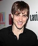 Justin Matthew Sargent attending The Broadway League and Latin Trends first official VIVA Broadway community event, VIVA Broadway Fiesta, a pre-theatre party at the legendary Copacabana  in association with Broadway Week   in New York City on 1/29/2013