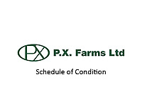 PX Farms - Schedule of Condition