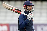 James Foster looks on during Essex CCC Pre-Season Practice at The Cloudfm County Ground on 5th March 2018