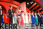 Luxembourg Rose Nicola McEvoy was crowned the 2012 Rose of Tralee on Tuesday evening.