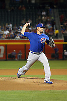 John Lackey - 2016 Chicago Cubs (Bill Mitchell)