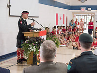 Errol Village Public School Home and School Association held an official opening of the  Brent Poland Memorial Playground, Friday, June 23.