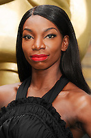 Michaela Coel<br /> arrives for the BAFTA TV Craft Awards 2016 at the Brewery, Barbican, London<br /> <br /> <br /> &copy;Ash Knotek  D3109 24/04/2016
