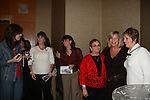 Kim Zimmer and fans - So Long Springfield celebrating 7 wonderful decades of Guiding Light Event (Saturday afternoon) come to see fans at the Hyatt Regency Pittsburgh International Airport, in Pittsburgh, PA. during the weekend of October 24 and 25, 2009. (Photo by Sue Coflin/Max Photos)