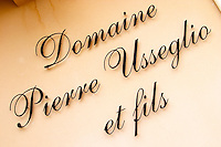domaine p usseglio chateauneuf du pape rhone france